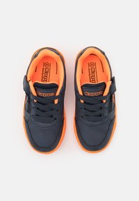 Kappa - UNISEX - Sports shoes - navy/orange - 3