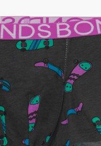 Bonds - TRUNK 3 PACK - Boxerky - blue/turquoise - 4