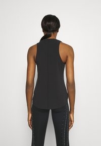 Nike Performance - ONE LUXE TANK - Top - black - 2