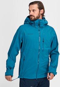 Mammut - STONEY - Ski jacket - sapphire - 3