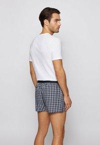 BOSS - 2 PACK - Pyjama bottoms - dark blue - 2