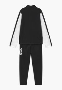 Nike Sportswear - TRACKSUIT SET - Trainingspak - black/white - 1