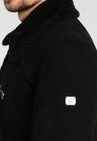 INDICODE JEANS - JOVANI - Short coat - black - 4