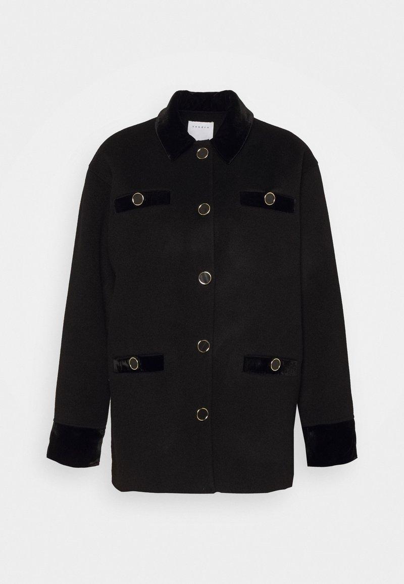 sandro - TAYLA - Winter jacket - noir