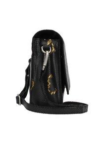 Cowboysbag - ONYX - Across body bag - snake black/gold - 3