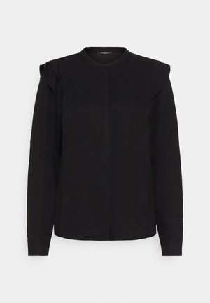 PRALENZA HAYLIN SHIRT - Button-down blouse - black