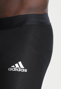 adidas Performance - ALPHASKIN TECHFIT FOOTBALL TIGHTS - Pants - black - 3