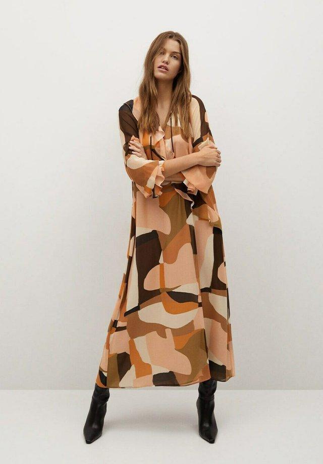 PALOMA-A - Korte jurk - orange