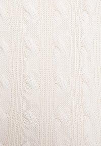 Lauren Ralph Lauren - GASSED - Jumper - mascarpone cream - 6