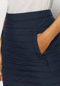 Jack Wolfskin - ICEGUARD SKIRT - Sports skirt - midnight blue - 3