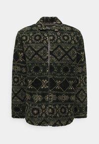 Anerkjendt - AKSØREN PILE - Fleece jacket - dark green - 0