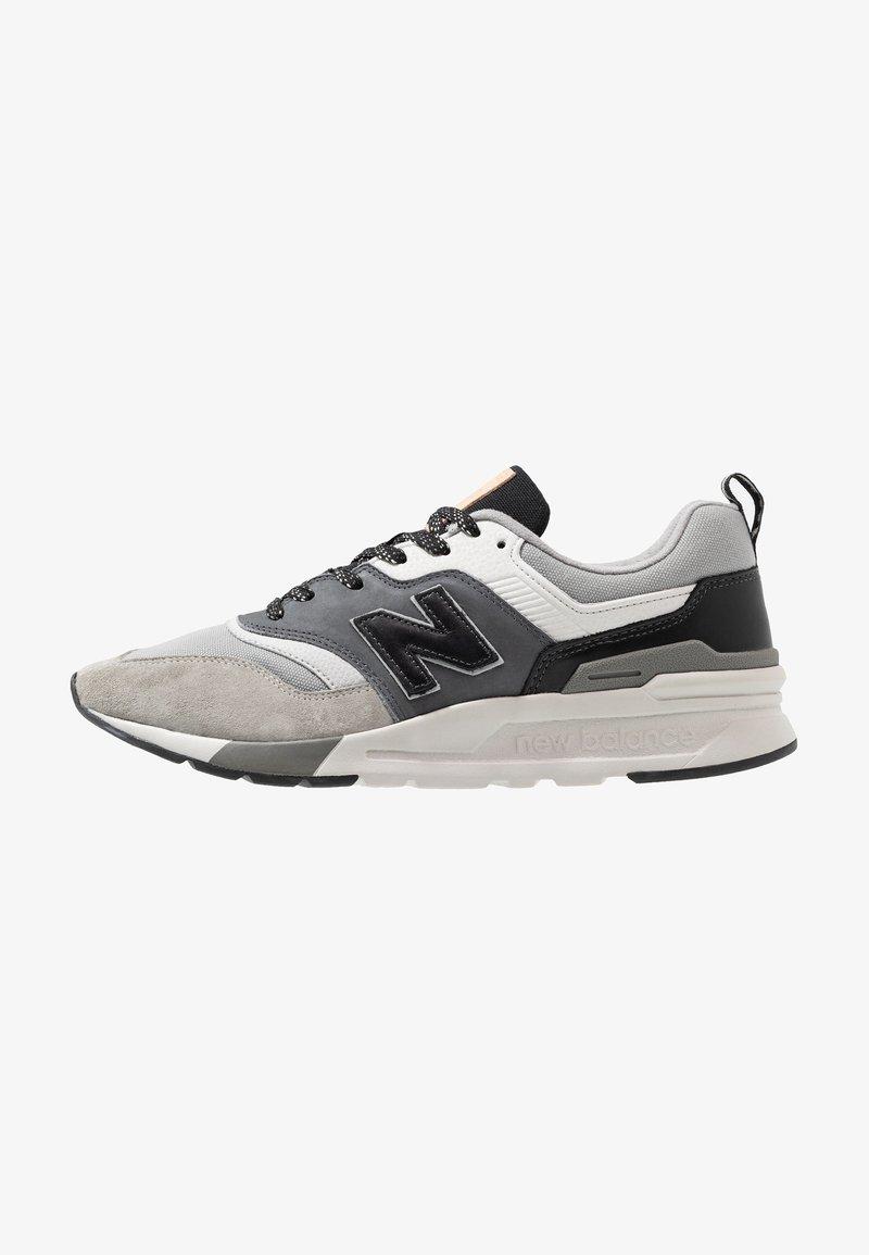 New Balance - CM997 - Matalavartiset tennarit - grey/black