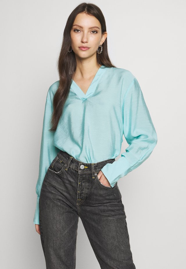VALORA - Blouse - blue