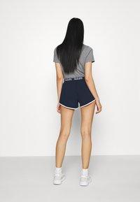 Hollister Co. - CHAIN LOGO - Shorts - navy - 2