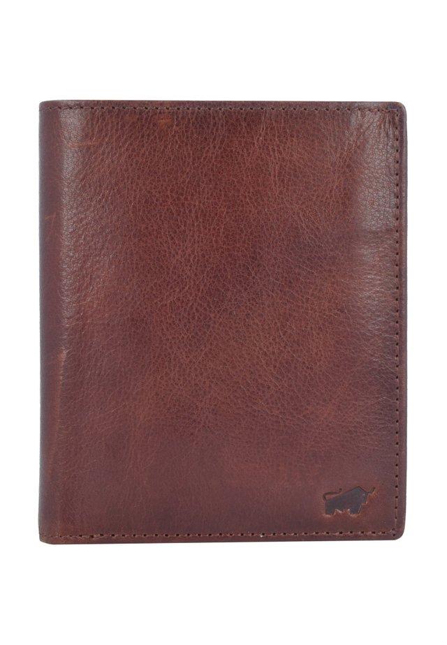 AREZZO  - Wallet - tabak