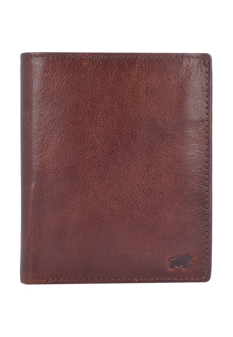 Braun Büffel - AREZZO  - Wallet - tabak