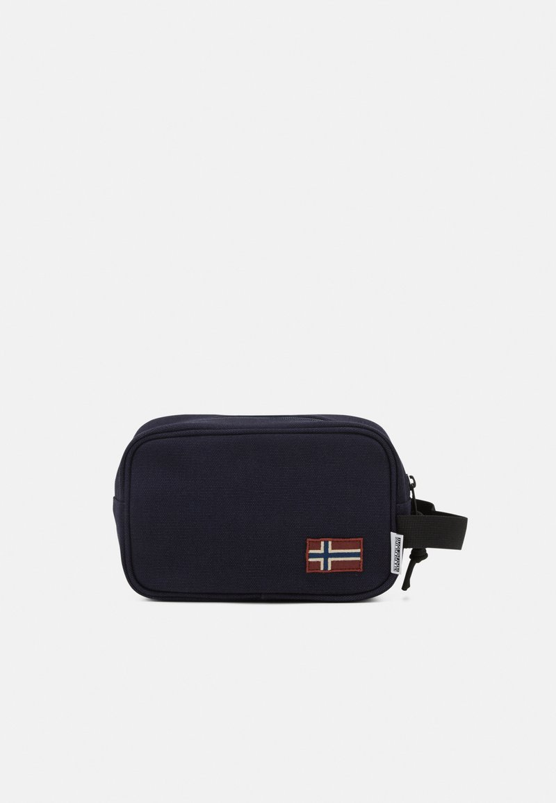 Napapijri - HERING POUCH - Wash bag - blu marine