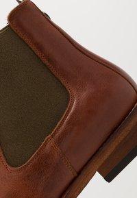 Barbour - BEDLINGTON - Classic ankle boots - tan - 5