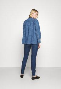 WEEKEND MaxMara - TENACE - Jeansy Skinny Fit - blue - 2