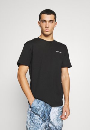 NORTH CASCADES™ SHORT SLEEVE TEE - T-shirt print - black