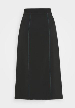 WOMENS SKIRT - A-line skirt - black