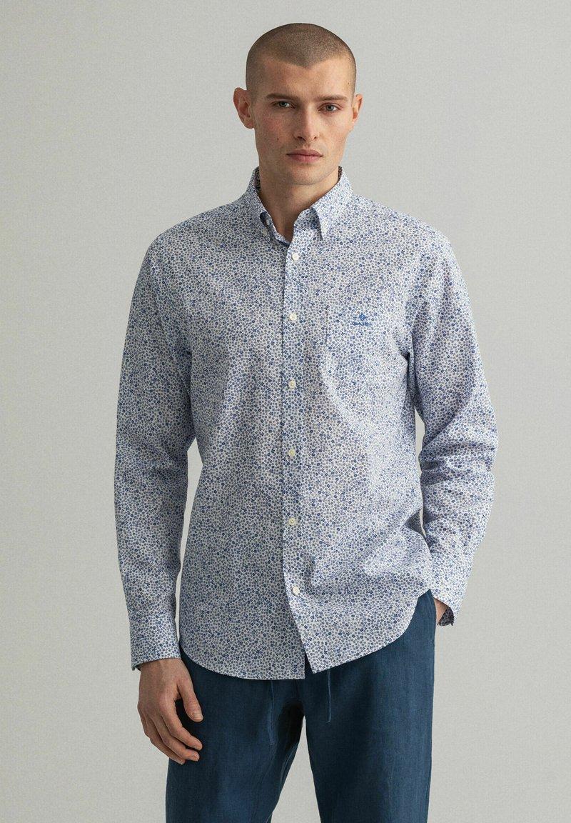 GANT - Shirt - weiss