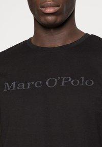 Marc O'Polo - T-shirt imprimé - black - 4