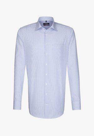 REGULAR FIT - Zakelijk overhemd - blau