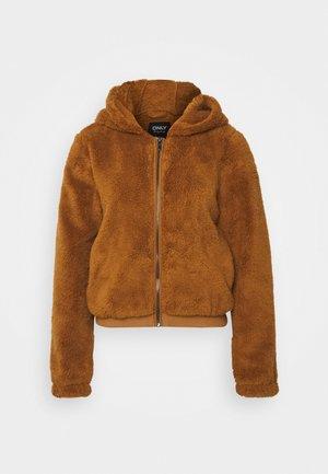 ONLANNA CONTACT  - Winter jacket - rubber
