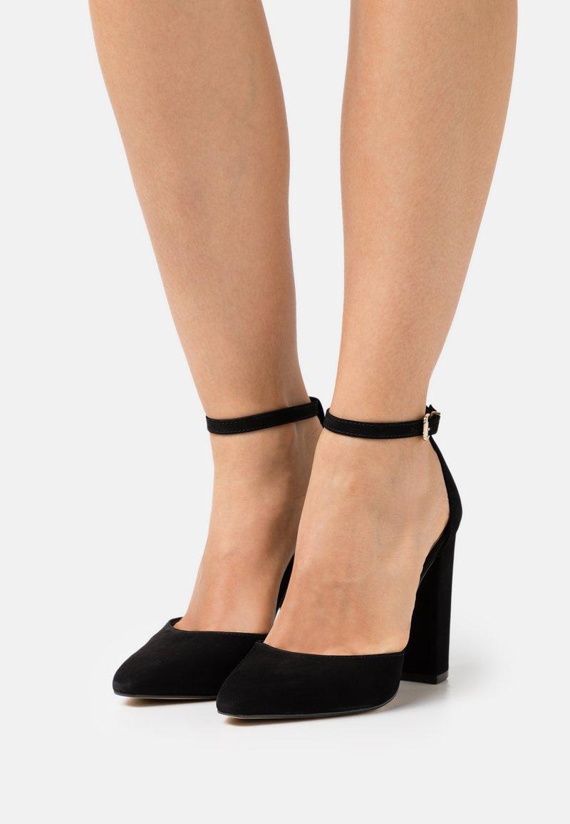 ALDO Wide Fit - SUSAN - Escarpins - black