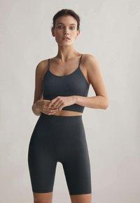 OYSHO - Collants - dark grey - 1