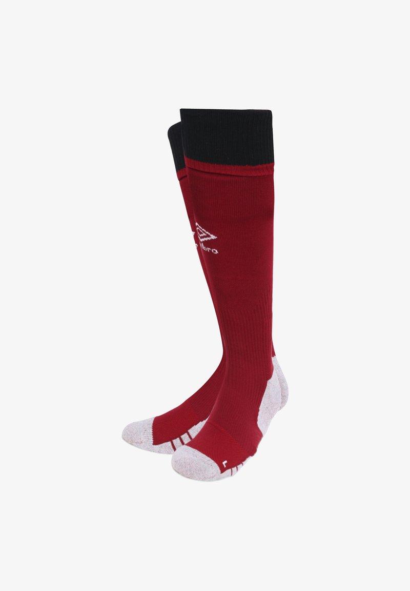Umbro - Knee high socks - rot