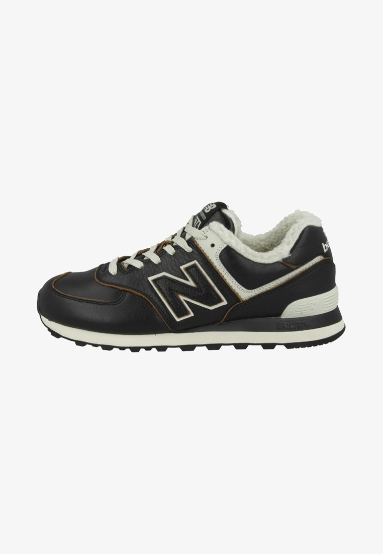 New Balance - ML574 - Matalavartiset tennarit - black