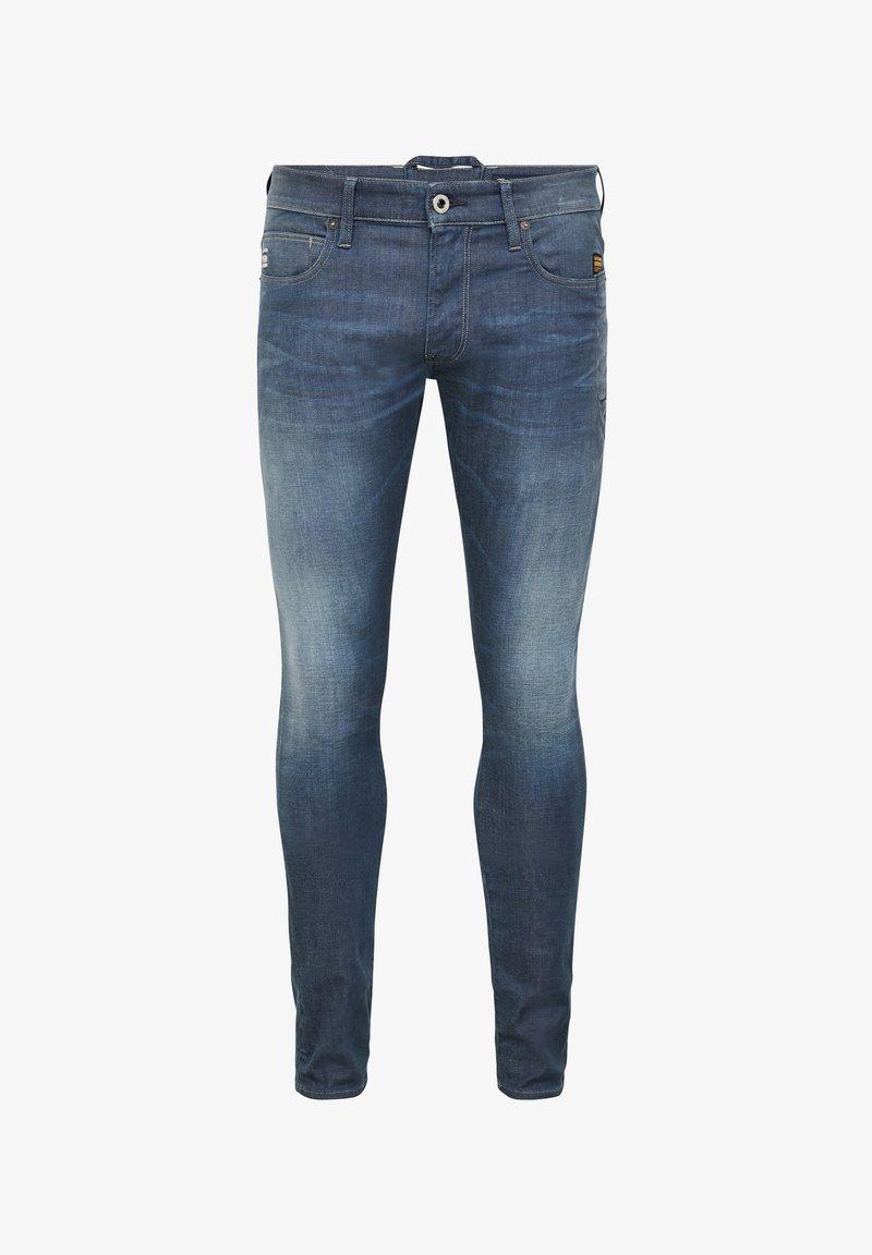 G-Star - LANCET SKINNY  - Jeans Skinny Fit - worn in gravel blue