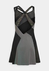 Nike Performance - DRESS - Sports dress - black/white - 8