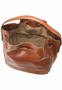 The Bridge - Handbag - brown gold - 4