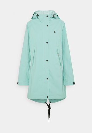TULIPA JACKET - Waterproof jacket - aqua