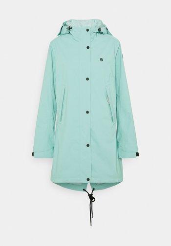 TULIPA JACKET - Waterproof jacket - aqua