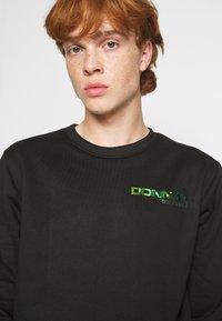 Carlo Colucci - UNISEX - Sweatshirt - black reflective - 3