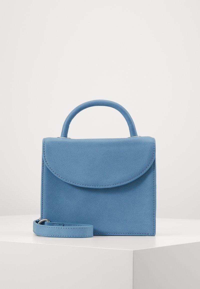 Even&Odd - Taška spříčným popruhem - light blue