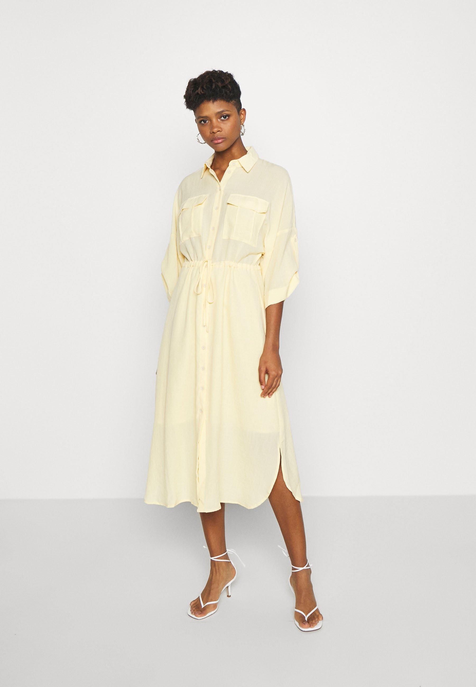 skjort kjole