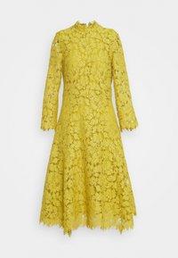 IVY & OAK - DRESS - Cocktail dress / Party dress - mustard yellow - 4