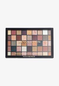 Make up Revolution - MAXI RELOADED EYESHADOW PALETTE - Palette occhi - large it up - 0