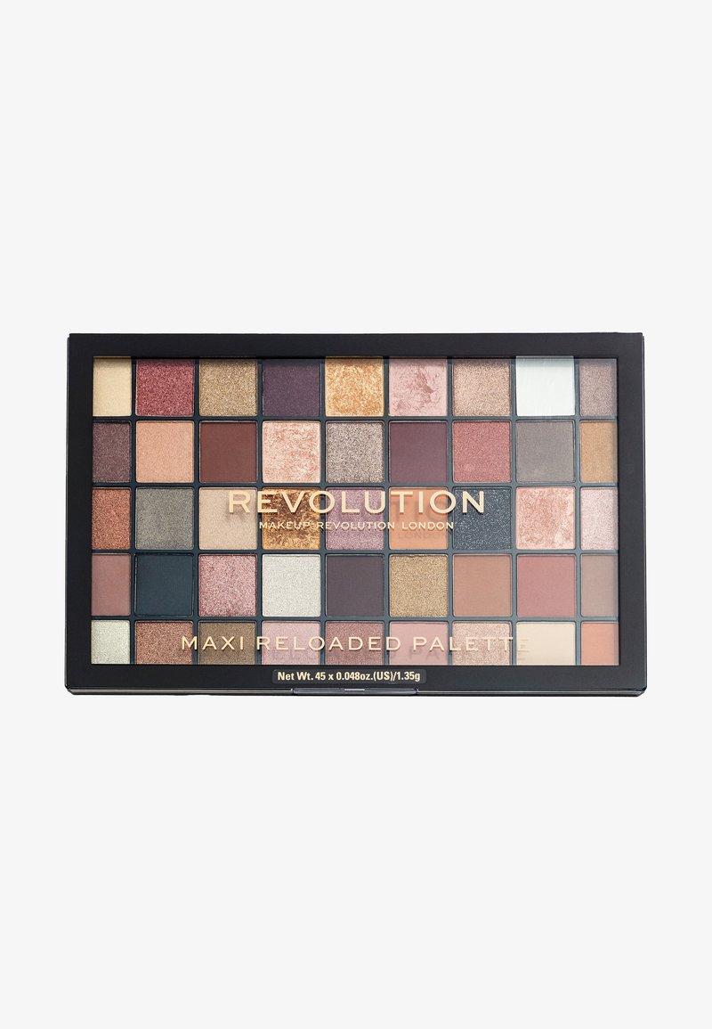 Make up Revolution - MAXI RELOADED EYESHADOW PALETTE - Palette occhi - large it up