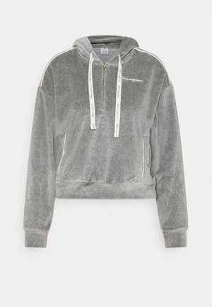 HOODED LEGACY - Bluza - mottled grey