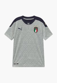 Puma - ITALIEN FIGC REPLICA - Club wear - gray violet/peacoat - 0
