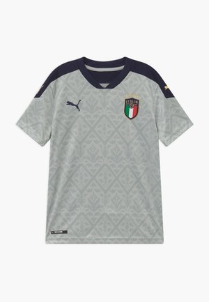 ITALIEN FIGC REPLICA - National team wear - gray violet/peacoat