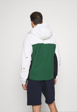Light jacket - green/flour/abysm