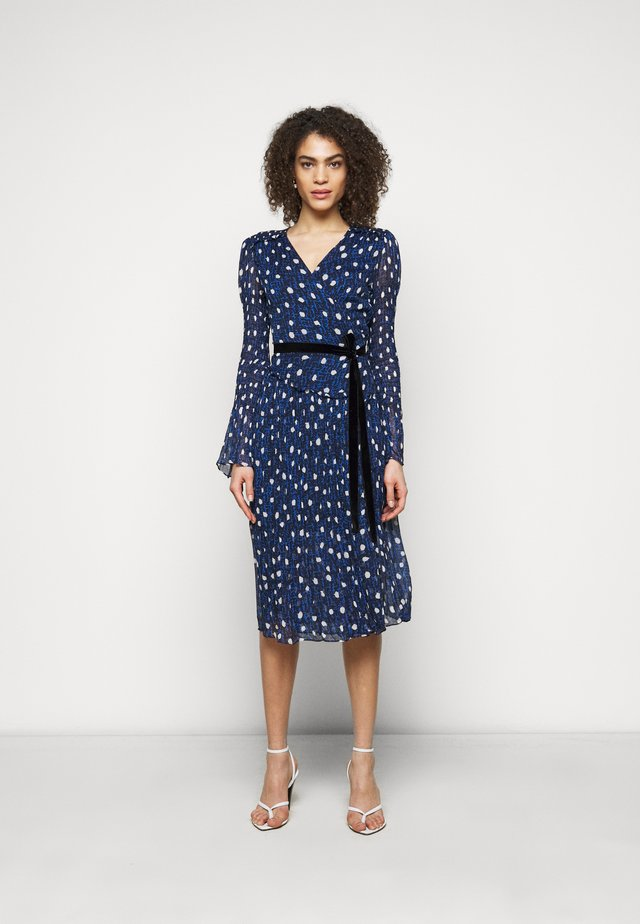 ANI - Robe d'été - new navy