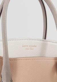 kate spade new york - MARGAUX LARGE SATCHEL - Taška s příčným popruhem - blush/multi - 5